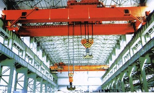 QB型5-50/10吨防爆桥式雷竞技官网网站