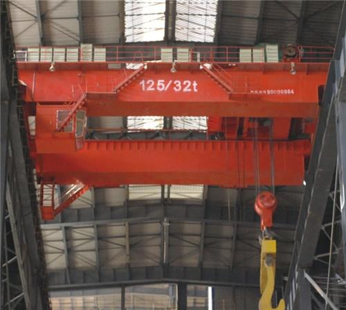 QD型125/32~250/50吨吊钩桥式雷竞技官网网站