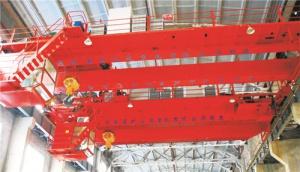 QDY型5~74吨吊钩式铸造雷竞技官网网站