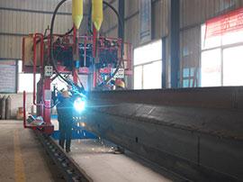 单梁焊接机械手