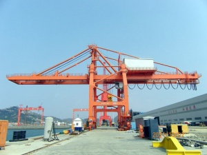 10吨装卸桥